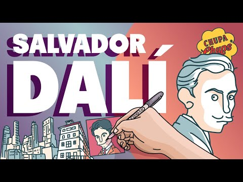 Draw my Life - Salvador Dalí