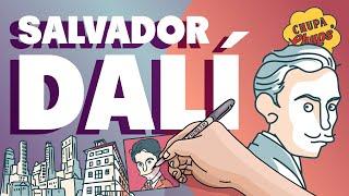 Draw my Life - Salvador Dalí
