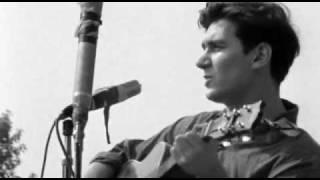 Phil Ochs at the 1963 Newport Folk Festival