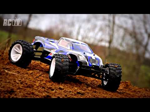 ZENIT 4X4 RC MONSTER TRUCK