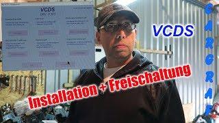 VCDS  Installation und Freischaltung