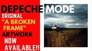 Скачать Depeche Mode Original A Broken Frame Artwork Now Available