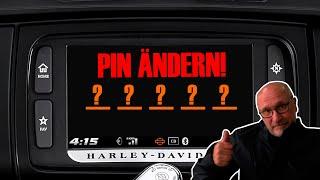 How To PIN ÄNDERN - Harley-Davidson Hamburg