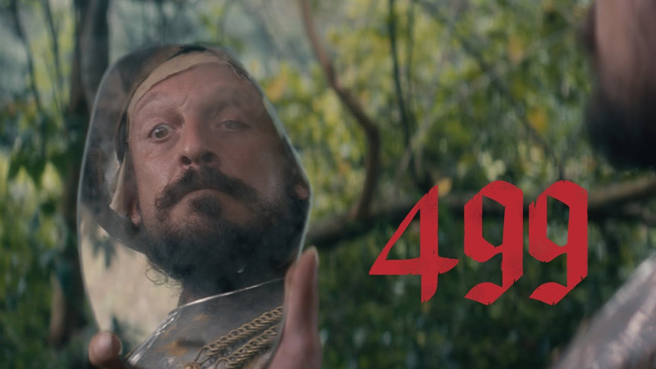 499 - Trailer oficial México