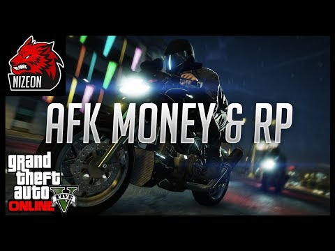 GTA 5 ONLINE SOLO AFK MONEY AND RP METHOD...