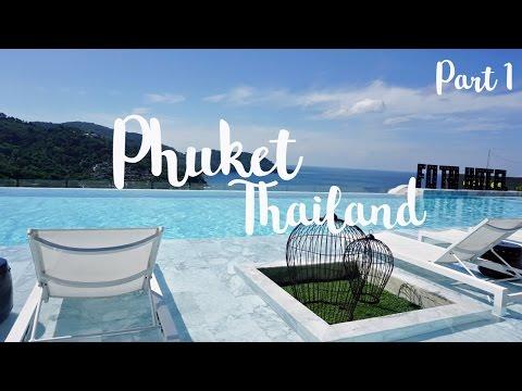 Vlog : Phuket Thailand เละๆเทะๆที่ภูเก็ต ภาค 1
