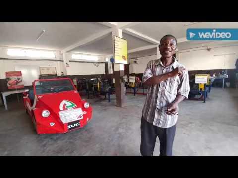 🎥 Atelier Mécanique de l'IUC - Douala, Cameroun