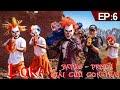 GUGU Nerf War Ep 16 : CID Dragon Nerf Guns Fight Boss Loka Mask [ Prison Robbery ]