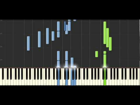 Yanni  Felitsa  Piano Tutorial  Synthesia