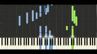 Yanni - Felitsa - Piano Tutorial - Synthesia