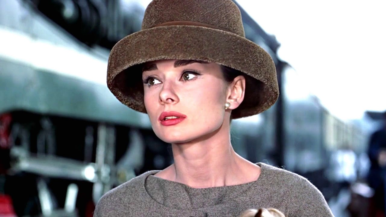 A Tribute to Audrey Hepburn - Funny Face - YouTube
