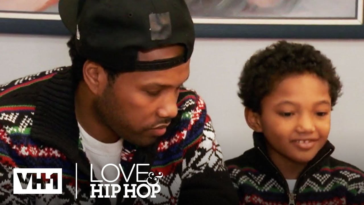 Mendeecees Says Goodbye To His Family | Love & Hip Hop: New York
