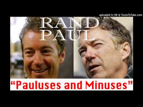 Lions of Liberty Podcast Ep87 Rand Pauluses & Minuses!