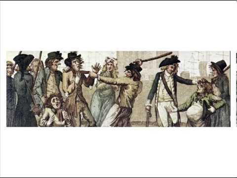 Impressment -- War of 1812
