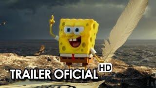 Bob Esponja: Un héroe fuera del agua Trailer oficial español (2015) HD