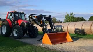 Фронтальный погрузчик для тракторов(Фронтальный погрузчик для тракторов., 2014-10-31T14:45:52.000Z)