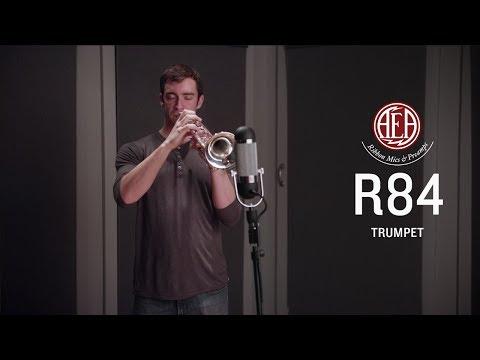AEA R84 - Trumpet - Listening Library