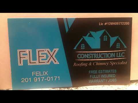 Flex construction llc New Jersey area give us a call.👍⚒⛏