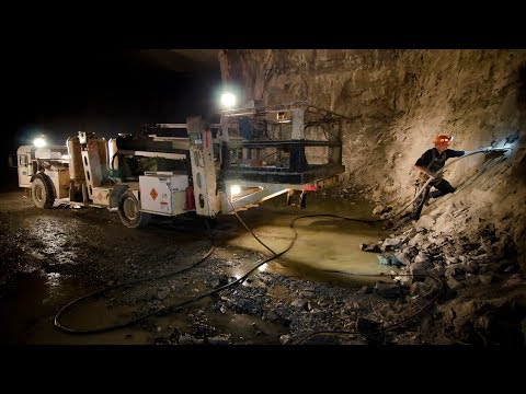 Commercial Video: Underground Mining