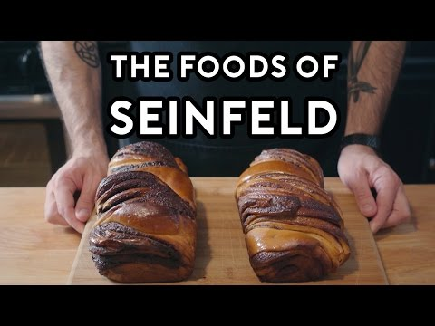 Binging with Babish: Seinfeld Special Part I