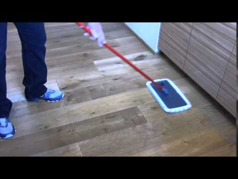 How To Clean Your Dm Uv Oiled Wood Floors Youtube