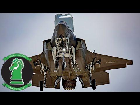 F-35B Тренировочные полеты в Японии