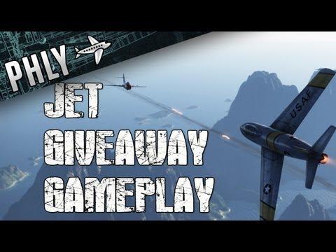 War Thunder   Golden Eagles Giveaway (Jet Gameplay)