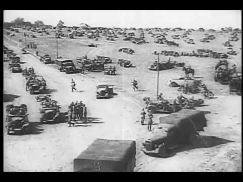Captured Film -- Germany Invades Poland 1939