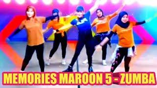 MEMORIES - MAROON 5 - LUKKAS REMIX - ZUMBA - DANCE