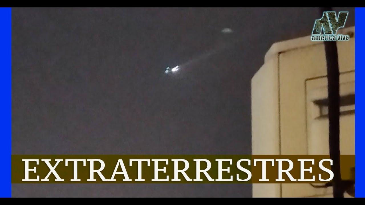 Imágenes de Fenómeno OVNI de varias naves EXTRATERRESTRE