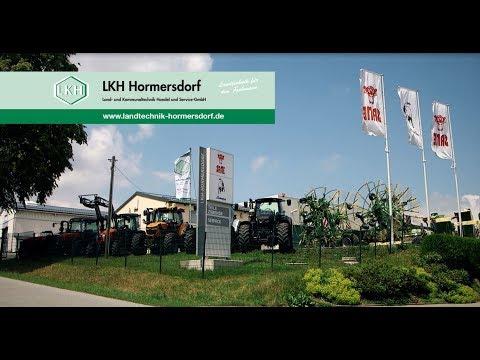 LKH Land- und Kommunaltechnik Handel und Service GmbH Hormersdorf  | Unternehmensfilm