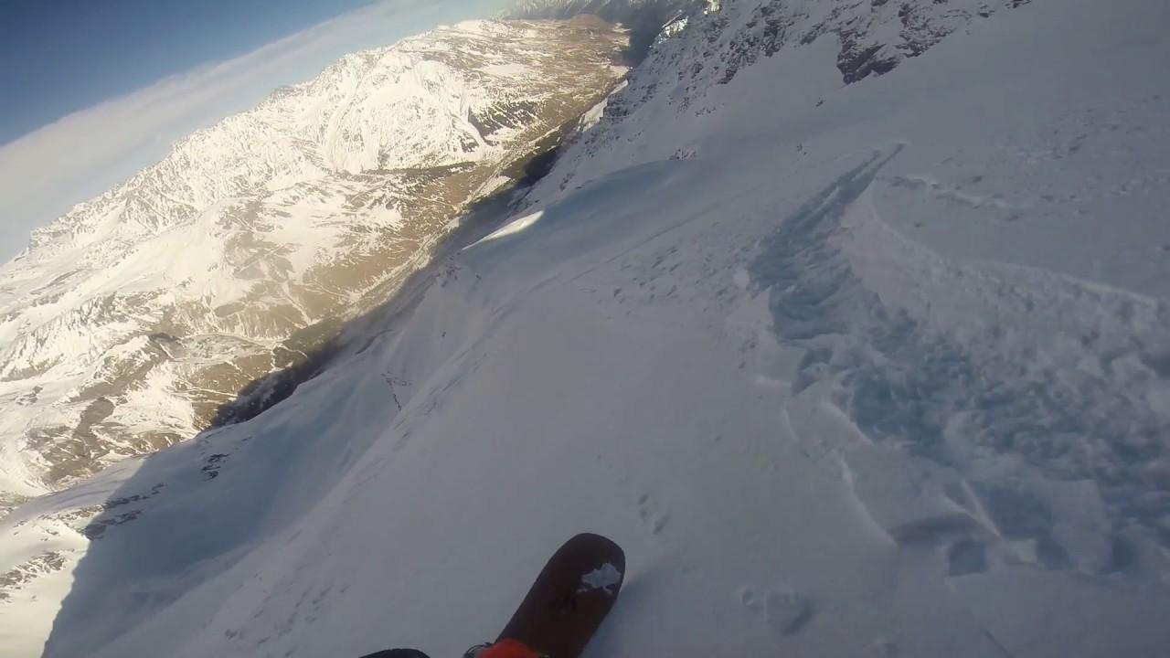 Приэльбрусье 2017. Фрирайд, горные лыжи, сноуборд, ЧЕГЕТ, гребень. ПИРОЖОК