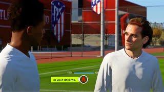 Alex Hunter vs Antoine Griezmann (FIFA 18 The Journey)