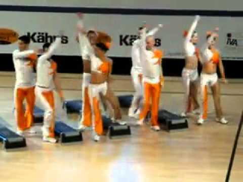 YouTube   Championnats du Monde Aérobic artistique Rotterdam