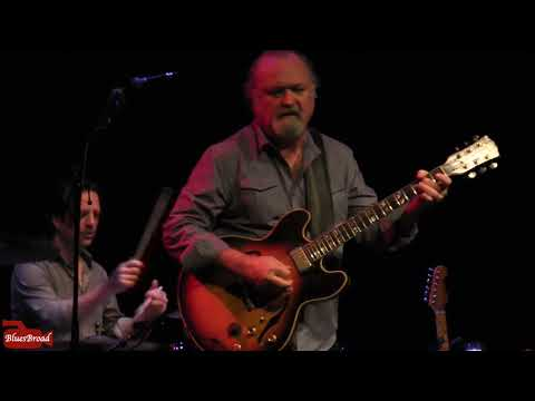 TINSLEY ELLIS • Cut You Loose • Sellersville Theater 1/20/18