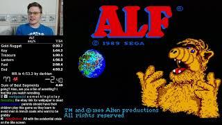 (4:50.5) ALF any% speedrun *World Record*