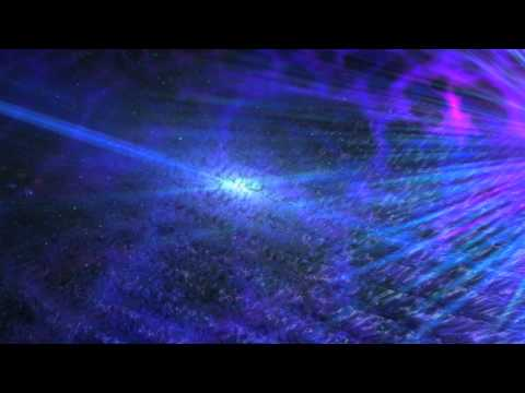 4K Metal Blue Glow Waves HD Background Animation 2160p 1080p