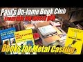 Great Metal Casting Books for Beginners