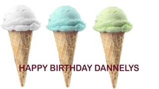 Dannelys   Ice Cream & Helado