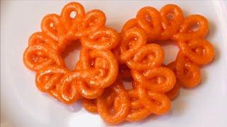 Jangiri Sweet Recipe | New Year Sweet Recipe | South Indian Jangiri Sweet Recipe Video