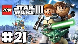 LEGO Star Wars 3 - The Clone Wars - Episode 21 - Legacy of Terror  (HD)