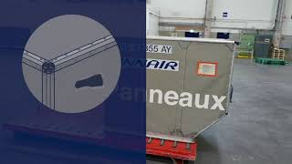 Container inspection in 60 seconds - French
