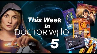 Doctor Who: This Week In Doctor Who News #5