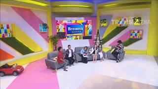 """BROWNIS - Rieka Roselan Menyanyikan Lagu """"I Love You"""" (8/10/18) Part 4"""