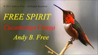 Andy B. Free - Cucamonga Conga - Funny soft rock song from album Free Spirit