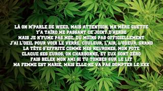 Taïro Bonne Weed Remix - Lyrics