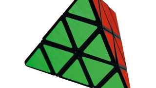 a brief history of the pyraminx