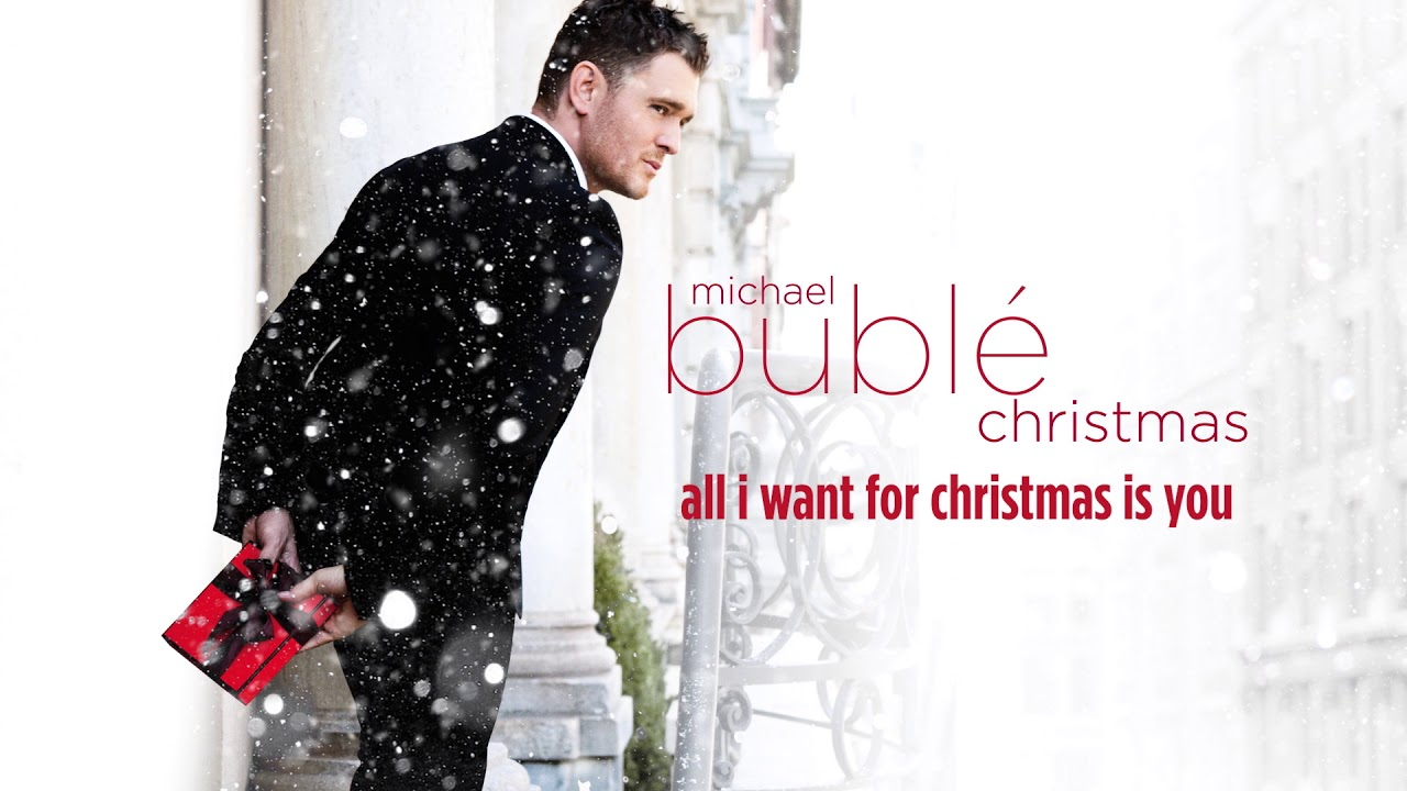 Michael Bublé - All I Want For Christmas Is You [Official HD] - YouTube