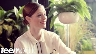 Supermodel Coco Rocha Sings the ABCs - Breakfast with Bevan - Teen Vogue