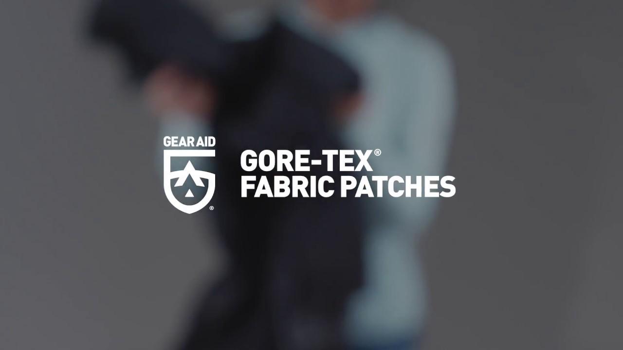 Gear Aid Tenacious Tape GORE-TEX Fabric Patches